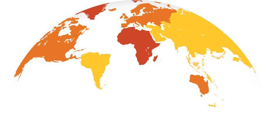 Global Impact Map